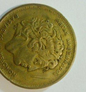 Старинная монетка 1992 года
