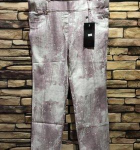 Новые летние брюки 48,50,52 р