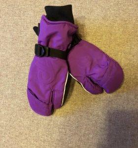 Перчатки варежки Reima