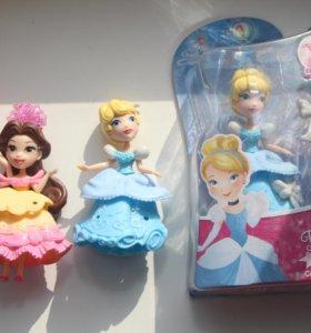 новая Disney Princess Золушка
