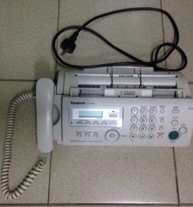 Факс с цифровым автоответчиком