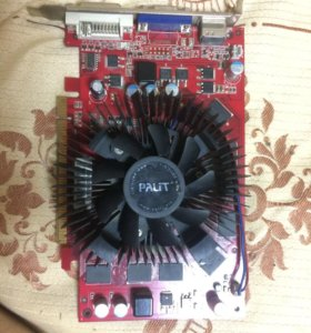 Видеокарта gt9600