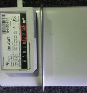 Счётчик газовый диафрагменный BK-G4T