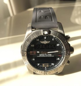Часы Breitling Exospace B55 Titanium Grey