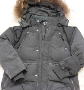 Куртка зимняя пух-перо