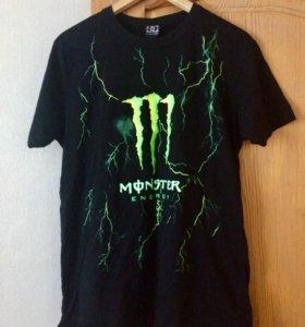 Новая футболка не разу не надевали размер L