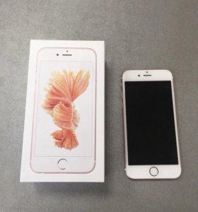 iPhone 6 s rose gold 32 gb