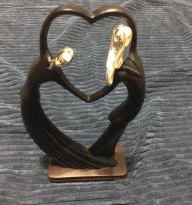Статуэтка «Символ вечной любви и верности»