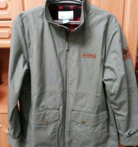 Куртка-ветровка  абсолютно новая,р.50,фирменная.