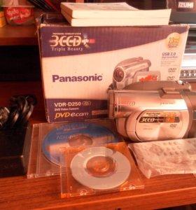 Panasonic VDR-D250
