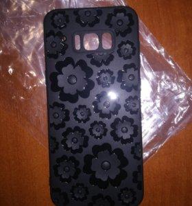 Чехол с 3D изображением для Samsung S8+(Plus)