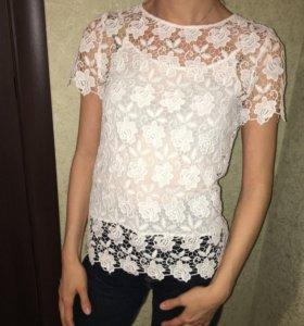 Блузка (футболка,кофта)zara