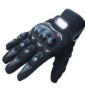 Перчатки мото-вело motosport GEAR Pro Grip