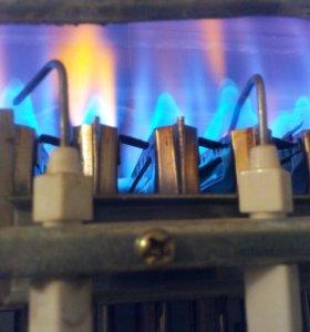 Запчасти для газовых плит.