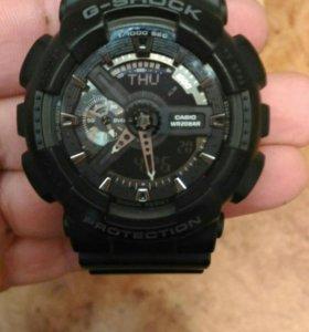 Часы GA 110 в отличном состоянии