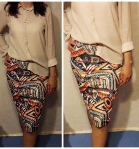 Модная юбка S
