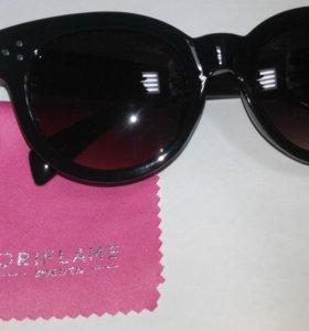 Очки солнцезащитные UV400. Бренд.