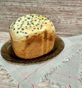 Свежий натуральный хлеб