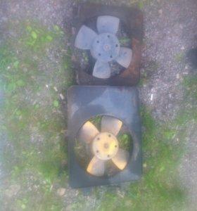 Вентилятор охлаждения ваз 2108-2110