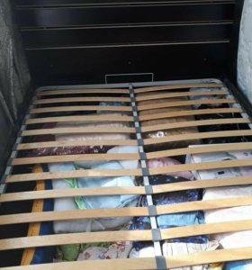 Кровать с подъемным мехонизмом