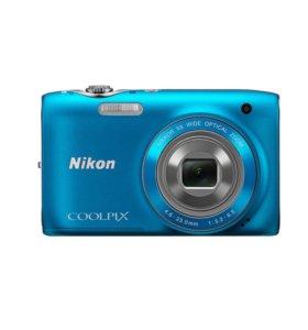 Цифровая Фотокамера Nikon Coolpix s3100 😱🦋