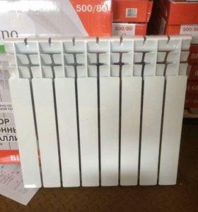 Биметаллический радиатор Eco 500/80