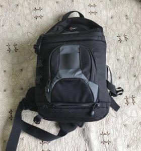 Рюкзак для фото техники