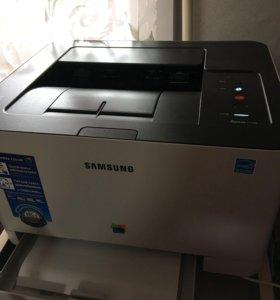 Принтер цветной Самсунг