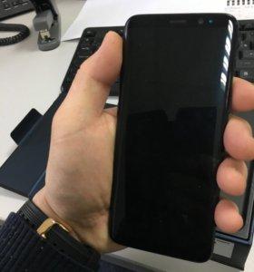 Samsung Galaxy S8 на 64gb чёрный бриллиант!