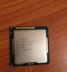 Процессор Intel Core i5-3470 3.20 GHZ