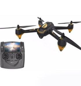 Радиоуправляемый квадрокоптер Hubsan X4 H501S Blac