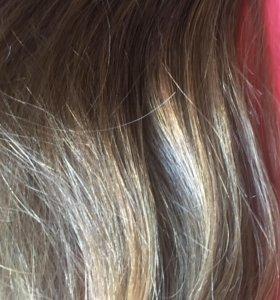 Волос натуральный для наращивания