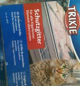 Новые решетки для защиты кошек