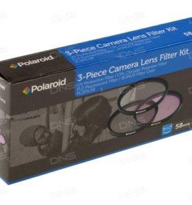 Набор светофильтров Polaroid PL3FIL58