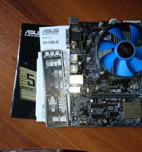 Сборку I3 6100,DDR4 8 Gb, Asus H110