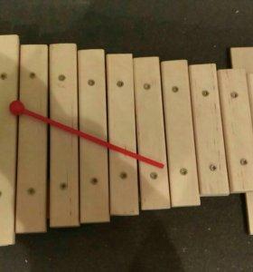 Ксилофон 12 нот