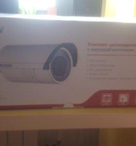 Камера видеонаблюдения новая