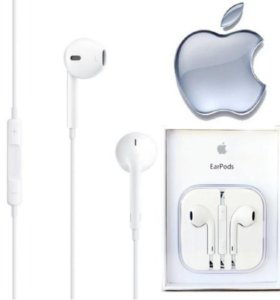 Оригинал. Наушники EarPods Apple iPhone