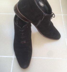 Ботинки мужские Basconi