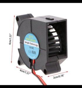 Вентилятор для компьютера
