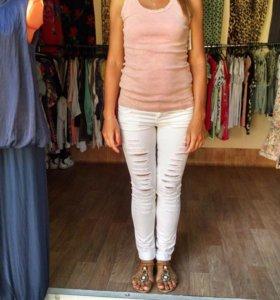 Новые джинсы Италия,42 размер