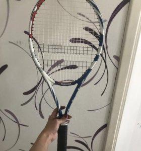 Теннисная ракетка Wilson babolat contact team