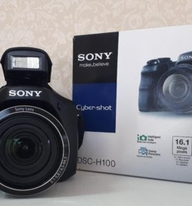 Фотоаппарат компактный Sony Cyber-shot DSC-H100