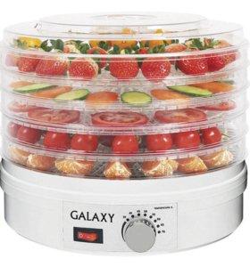 Сушилка для овощей и фруктов GALAXY 5 секций