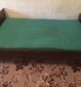 Кровать даром