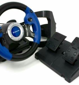Продам руль defender Challenge Turbo GT.