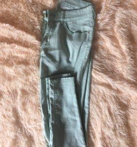 Летние брюки джинсы