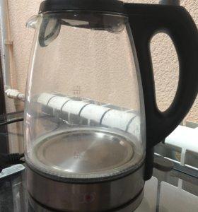 Чайник электрический б/у