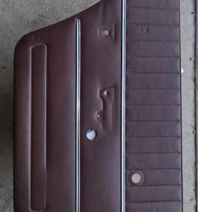 Дверные карты ваз 2101