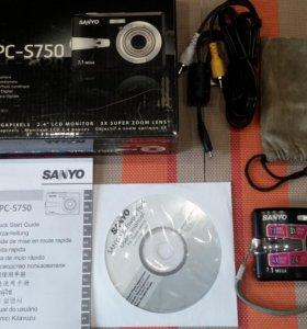 Sanyo VPS - S750